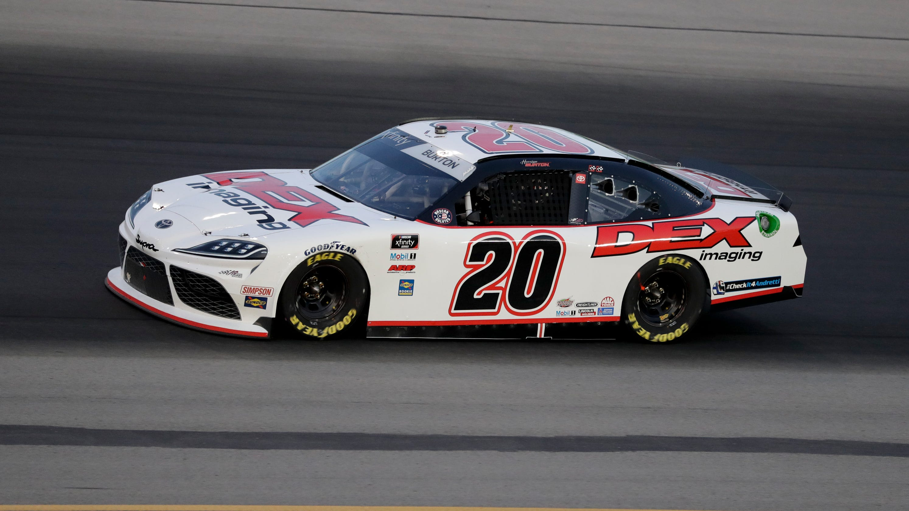 Fight between Harrison Burton and Noah Gragson breaks out after NASCAR Xfinity Series race at Kentucky