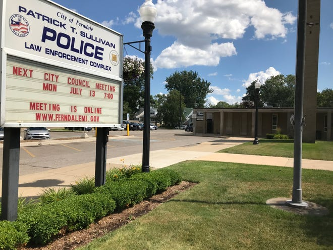 City and community leaders are considering forming a civilian oversight board, aimed at promoting a non-biased law enforcement by the Ferndale Police Department. (Photo: Bill Laitner)