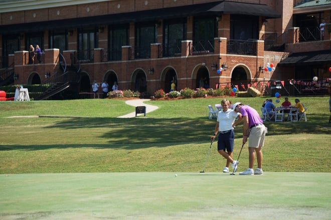 Since opening in 1988, Southern Trace Country Club has hosted golf tournaments at every level.