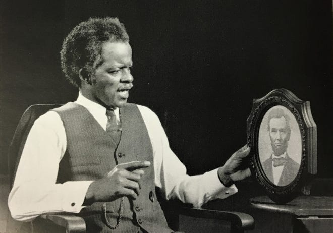 Artist, historian and actor Bob Snead performs in his acclaimed one-person drama on Lt. Henry O. Flipper, the first Black graduate of West Point.