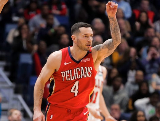 JJ Redick spent seven weeks in the NBA bubble.