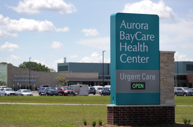 Aurora BayCare Health Center opened Monday in Kaukauna.