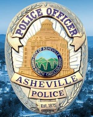 Asheville Police Department badge