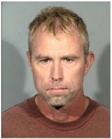 Police in Las Vegas arrested former gymnastics coach Terry Gray Friday July 10, 2020, on more than a dozen counts of lewdness with a minor.
