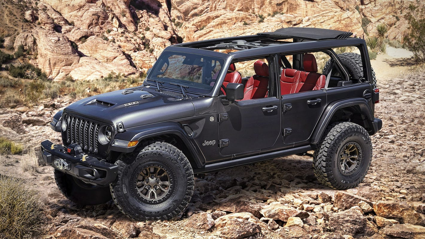 Jeep takes aim at Ford hours before big 2021 Bronco reveal