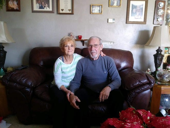 Don and Shirley Rudrick
