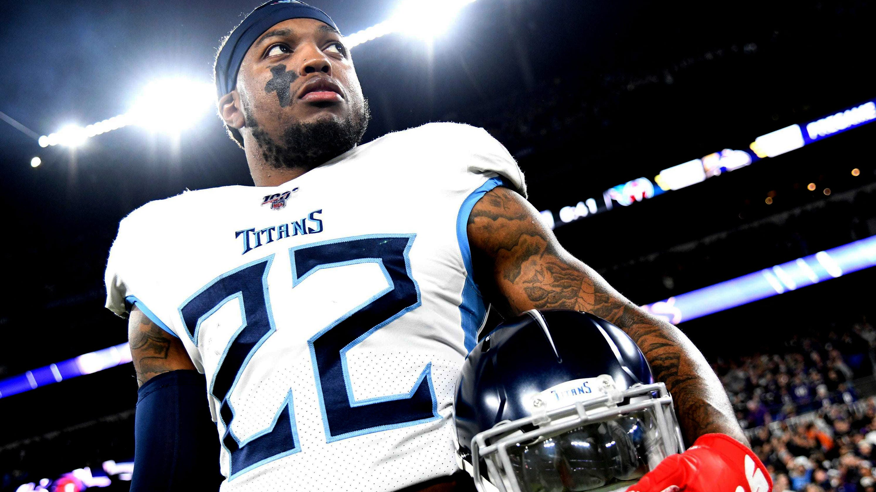 Titans, Derrick Henry not expected to reach long-term deal, per report