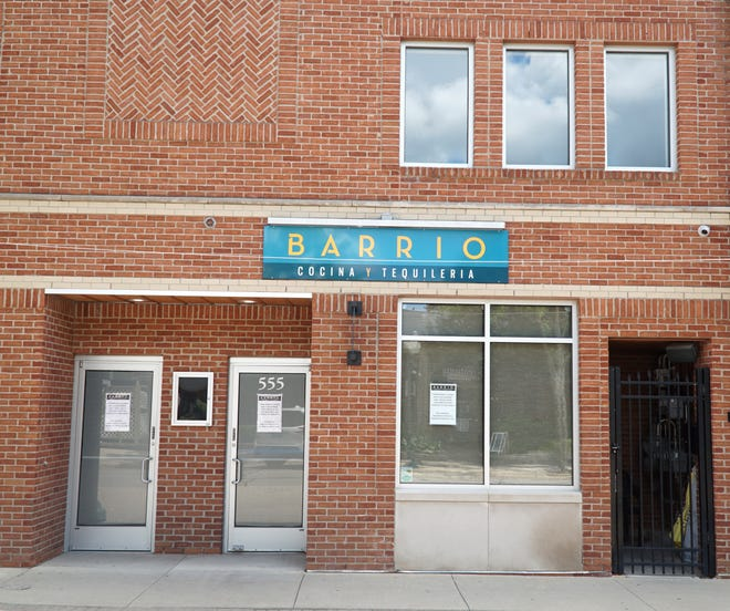 Plymouth's Barrio Cocina Y Tequileria on Forest is currently closed but is looking to expand into a larger setting.