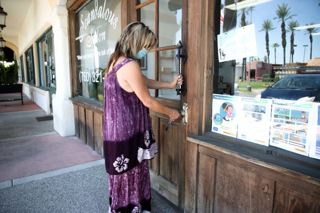 La Quinta is setting up a one-time rebate of up to $10,000 for nail and hair salons, barbershops and other businesses impacted by Gov. Gavin Newsom's July 13, 2020, order that such businesses move their operations outdoors or close. The rebates will be paid through CARES Act funds the city has received and must be used for lease/mortgage and utility bills.