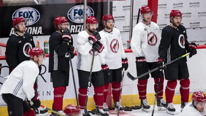 Nhl Source Coyotes Gm John Chayka Not Invited To Team S Meeting With Taylor Hall