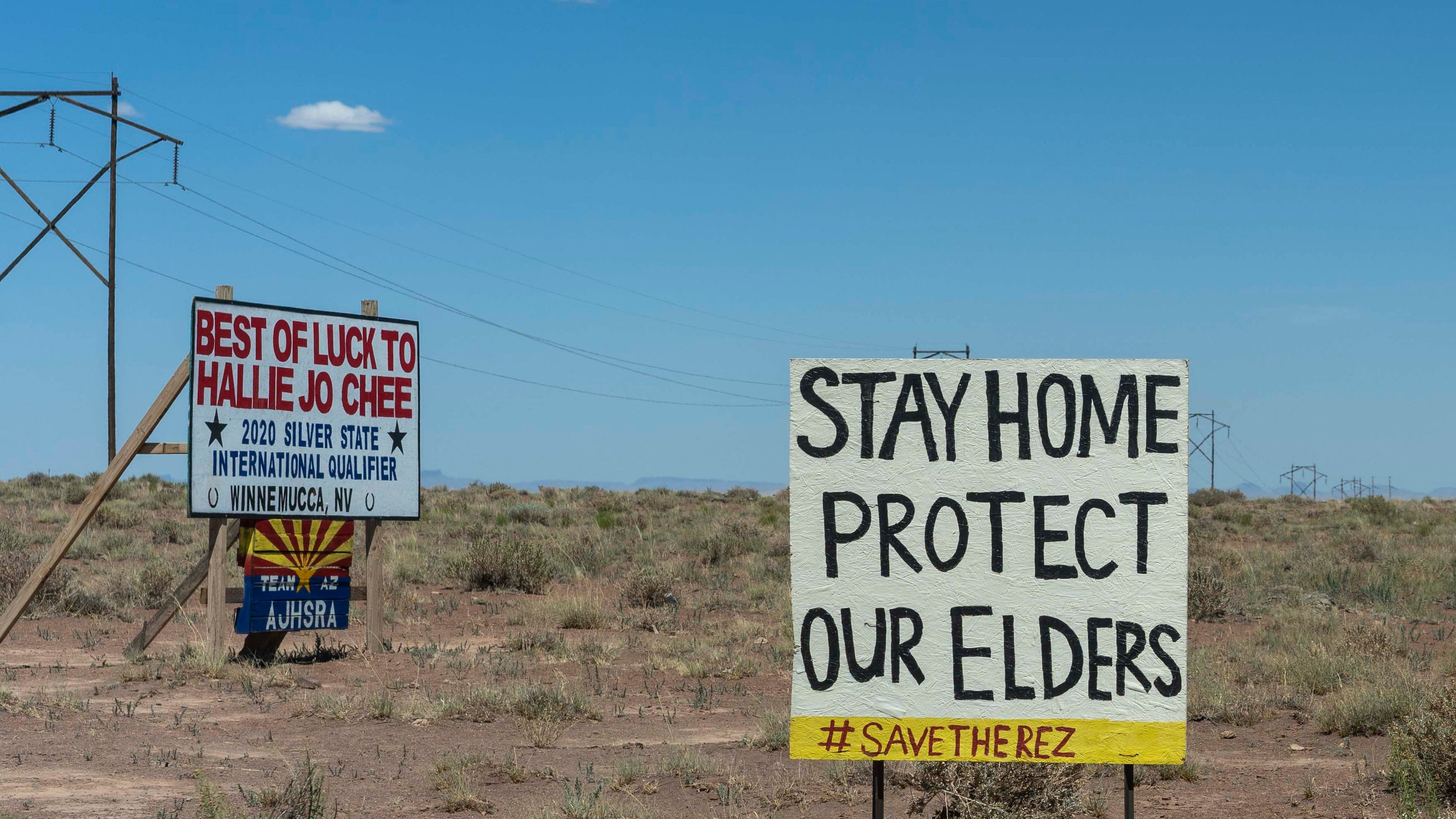 Navajo Nation reports highest daily number of new COVID-19 cases since June