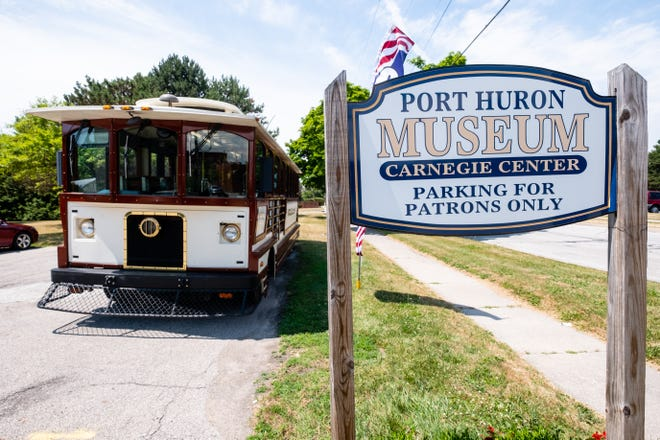 The Port Huron Museums recently acquired a trolley from Blue Water Area Transit for $1. The museums plan to use it for tours, transportation from different museum sites, special events and more.