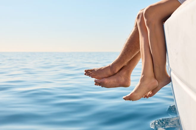 Get your feet ready for warmer weather with these expert tips.