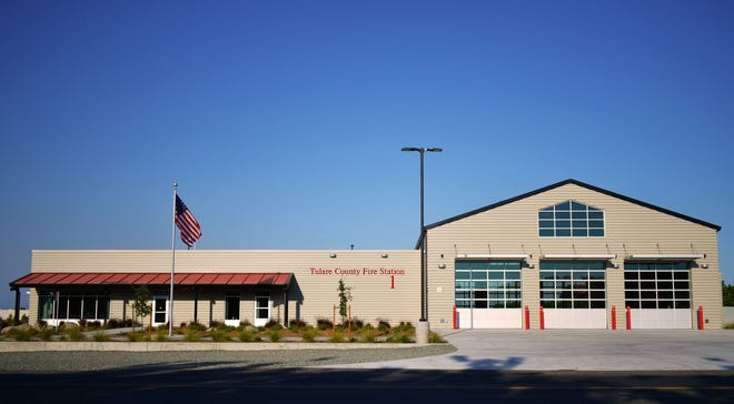 On Wednesday, Tulare County Fire Department is celebrating the opening of the new Station #1, located at 25456 Road 140.