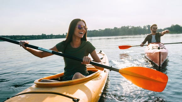 Get a new kayak shipped right to your door.