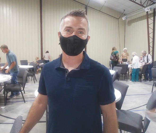 Pratt physician Eric Clarkson believes it is time to put aside personal pride and do what is best to protect others in the community, those who have weaker immune systems, those who may be more susecptible to the coronavirus disease. It is time to put on a mask when among other people because it it the best way to protect others from unknown carriers of the disease which has seen a dramatic rise in Kansas over the past few days.
