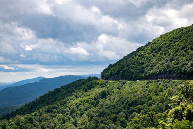 Memorial Day is considered the start of visitor season for the Blue Ridge Parkway.