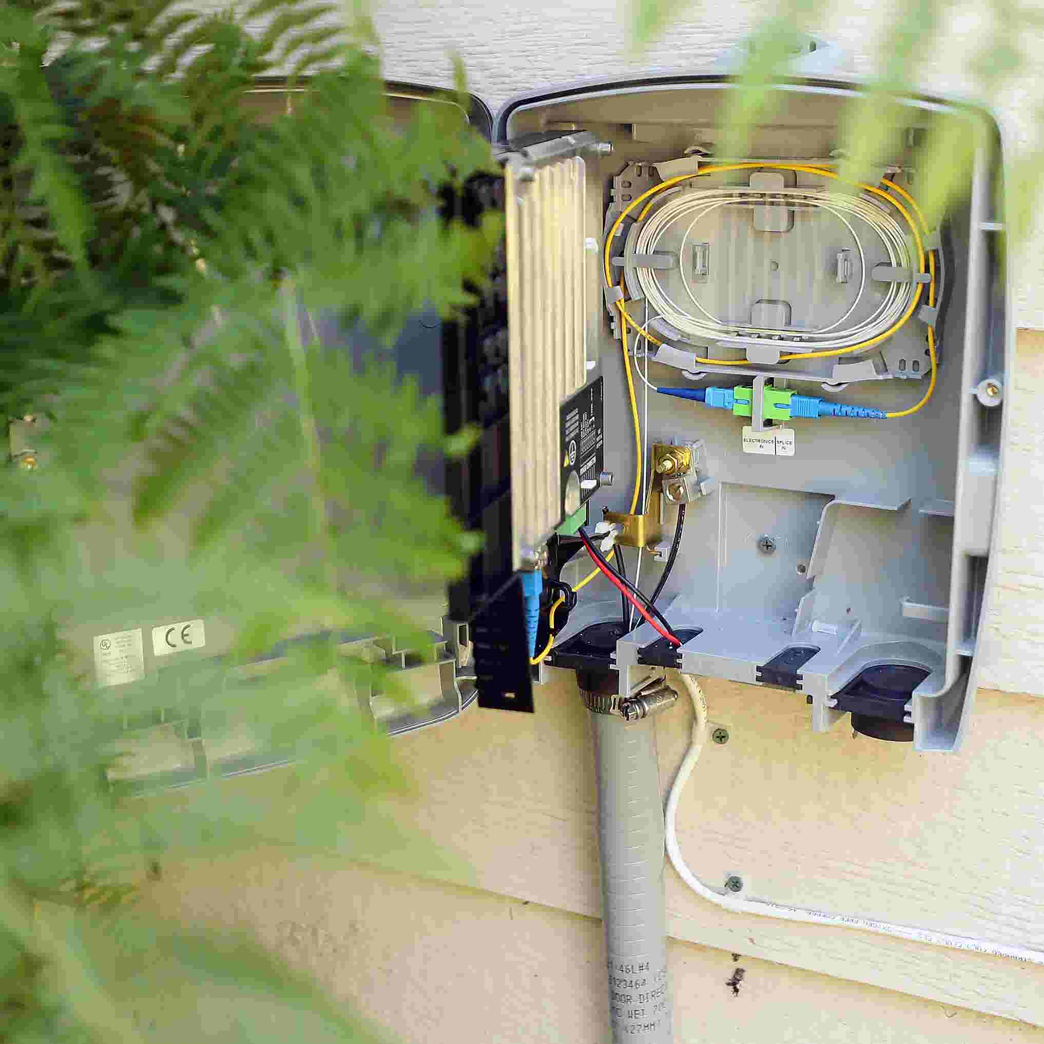 Fiber Optic Internet Here S How Kitsap Residents Received Faster Wifi