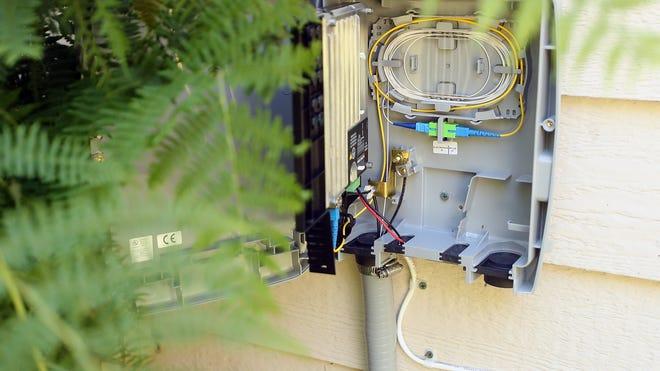 fiber optic internet: here's how kitsap residents received faster wifi  kitsap sun