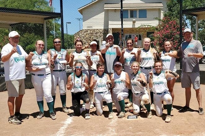 The NDA Reapers based out of Crestline won the 16U South East National Championship in Hendersonville, Tenn.