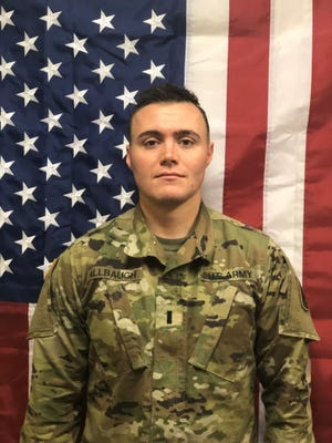 U.S. Army First Lieutenant Joseph Allbaugh