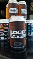 Batch Brewing Company celebrates its new Black is Beautiful stout with an outdoor party Friday night.