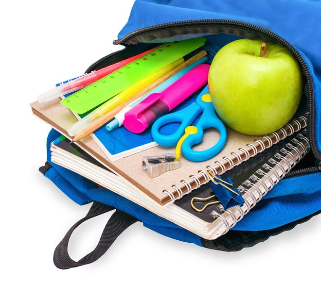 School supplies and snacks for school will be given out to K-12 students on Free Haircut Day in Ramseur on Saturday, Aug. 15.