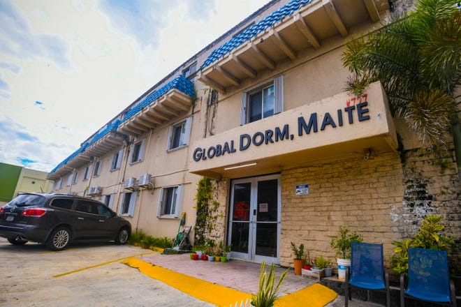 The Global Dorm hotel in Maite on July 14, 2020.