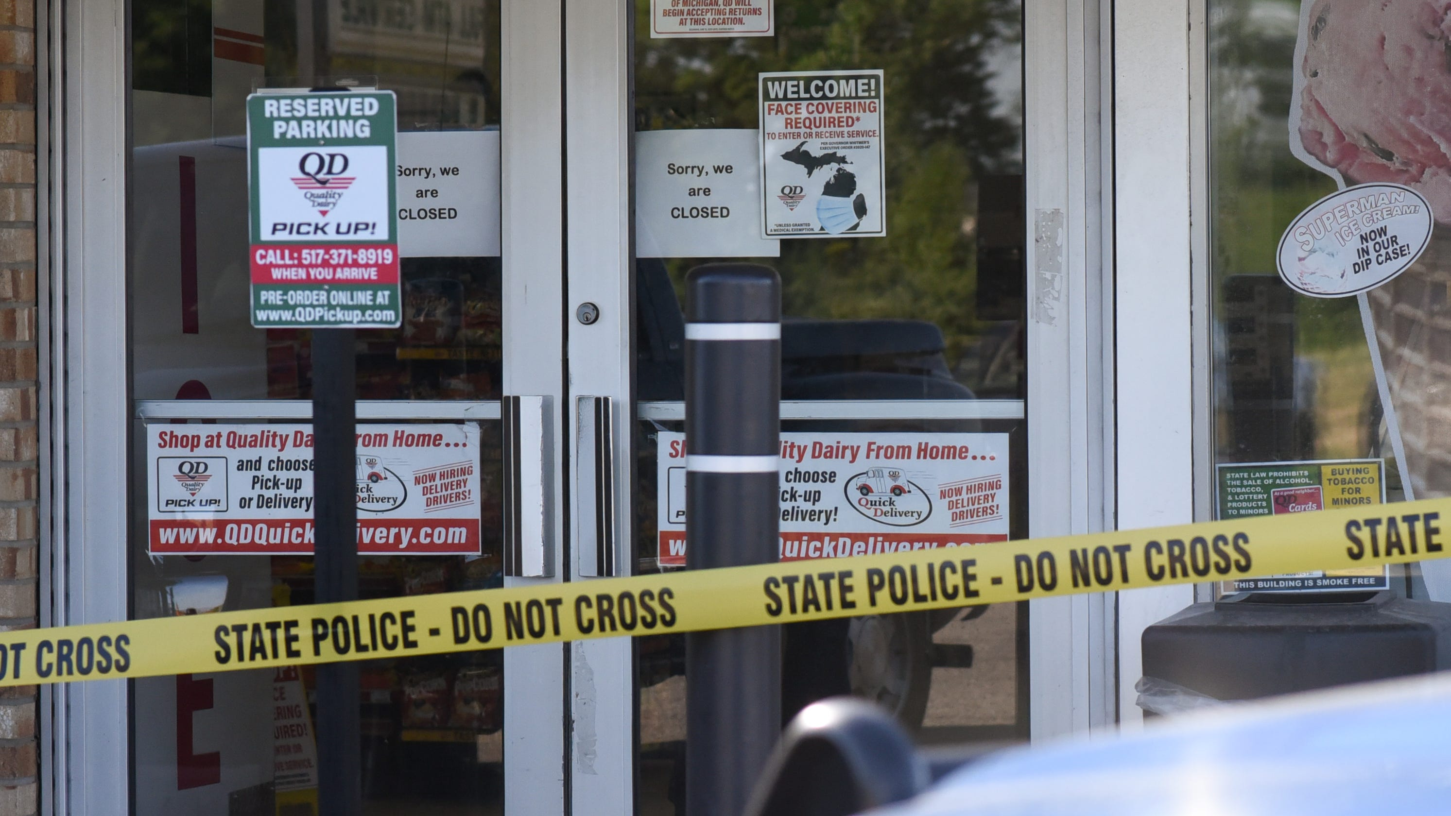 Lansing man dies a month after being stabbed during Quality Dairy mask dispute