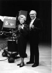 Virginia and Dick Williams.