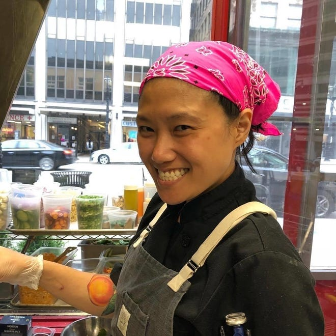 Darleen Vanmanivong worked in several top Milwaukee restaurants before starting her pop-up restaurant, Thum.