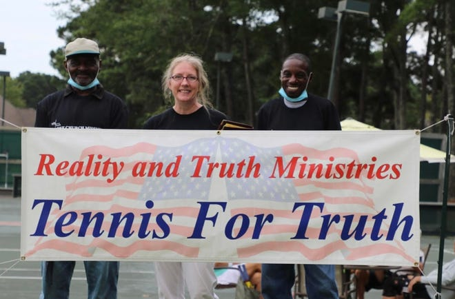 The 11th annual Tennis Tournament and Silent Auction for Reality and Truth Ministries included 44 players as well as donors and volunteers who raised more than $20,000.