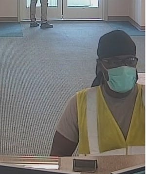Metro Nashville police and the FBI are investigating a bank robbery that occurred Tuesday, July 14, 2020.