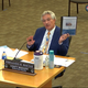 Doña Ana County Manager Fernando Macias discusses plans to open the County Crisis Triage Center at a Board of Commissioners meeting July 14, 2020.