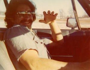 Michael E. Lee in 1978.