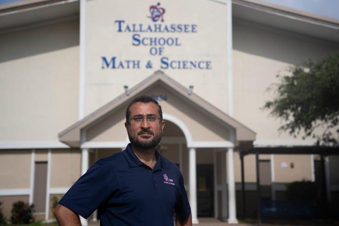 Tallahassee School of Math and Science Principal Ahmet Temel