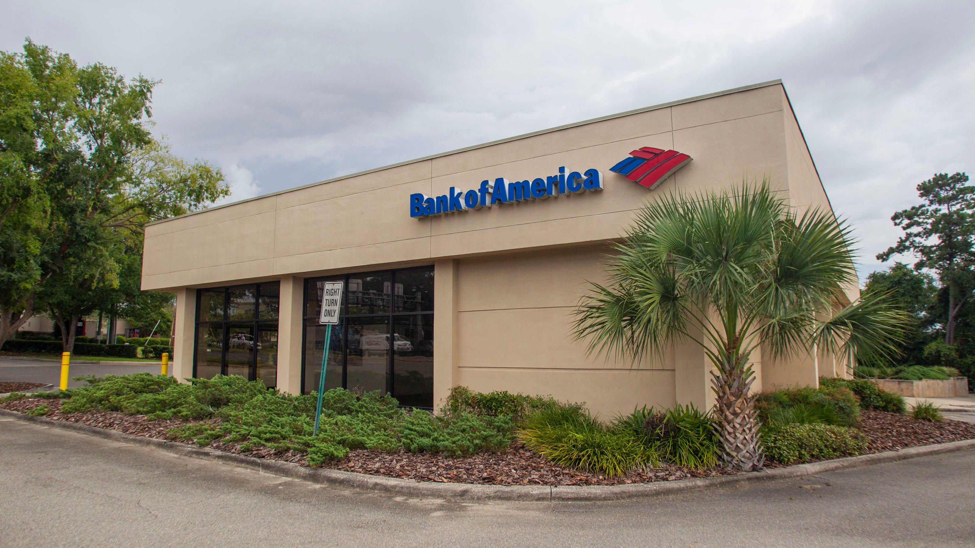 bank of america locations newport news