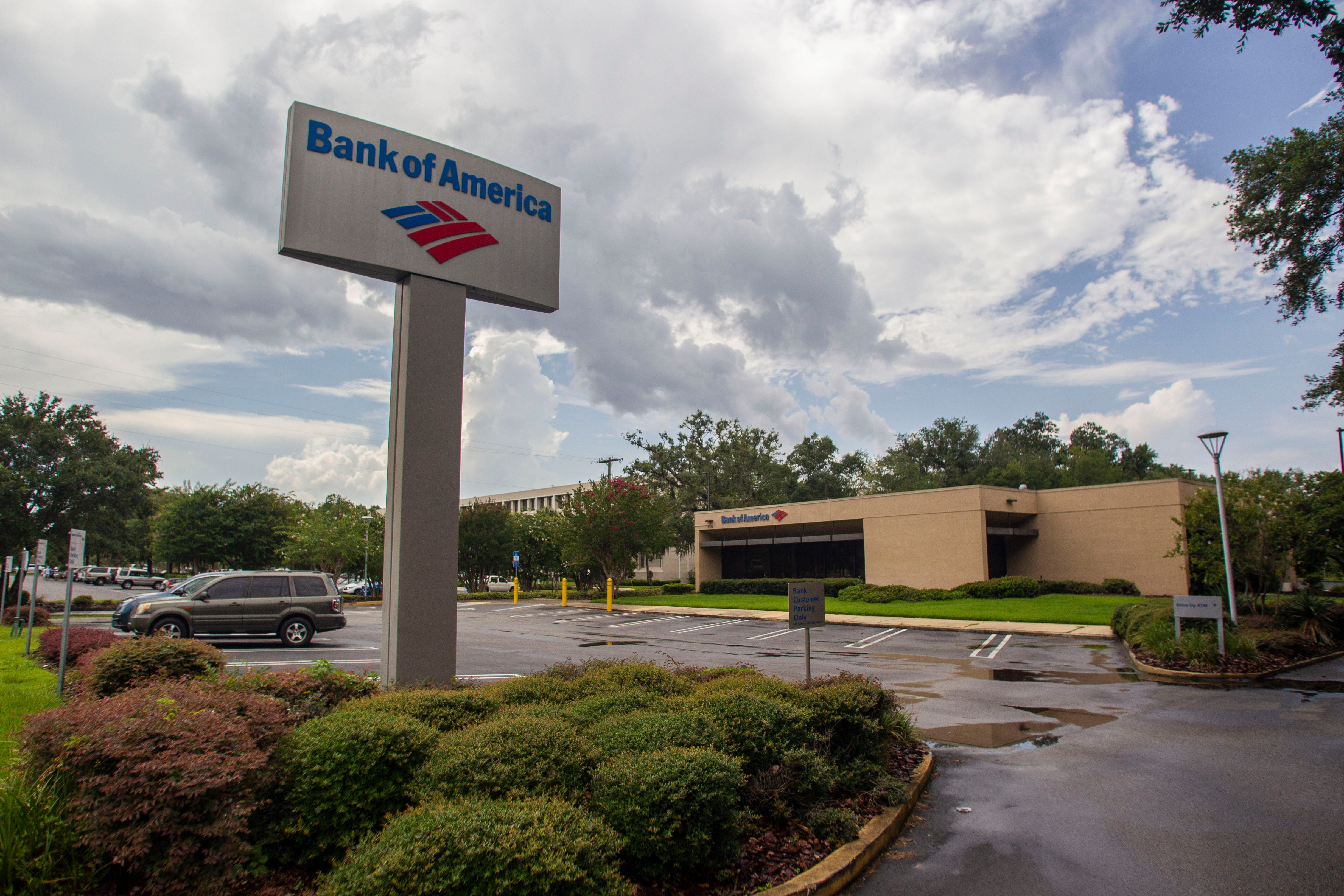 Several Bank Of America Branches Temporarily Close Due To Coronavirus