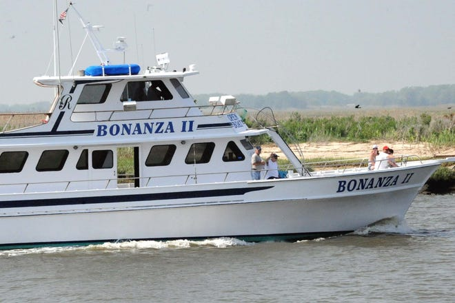 It's time to make your reservations for the annual Purple Martin cruises, sponsored by CU Maurice River, on board the Bonanza II.