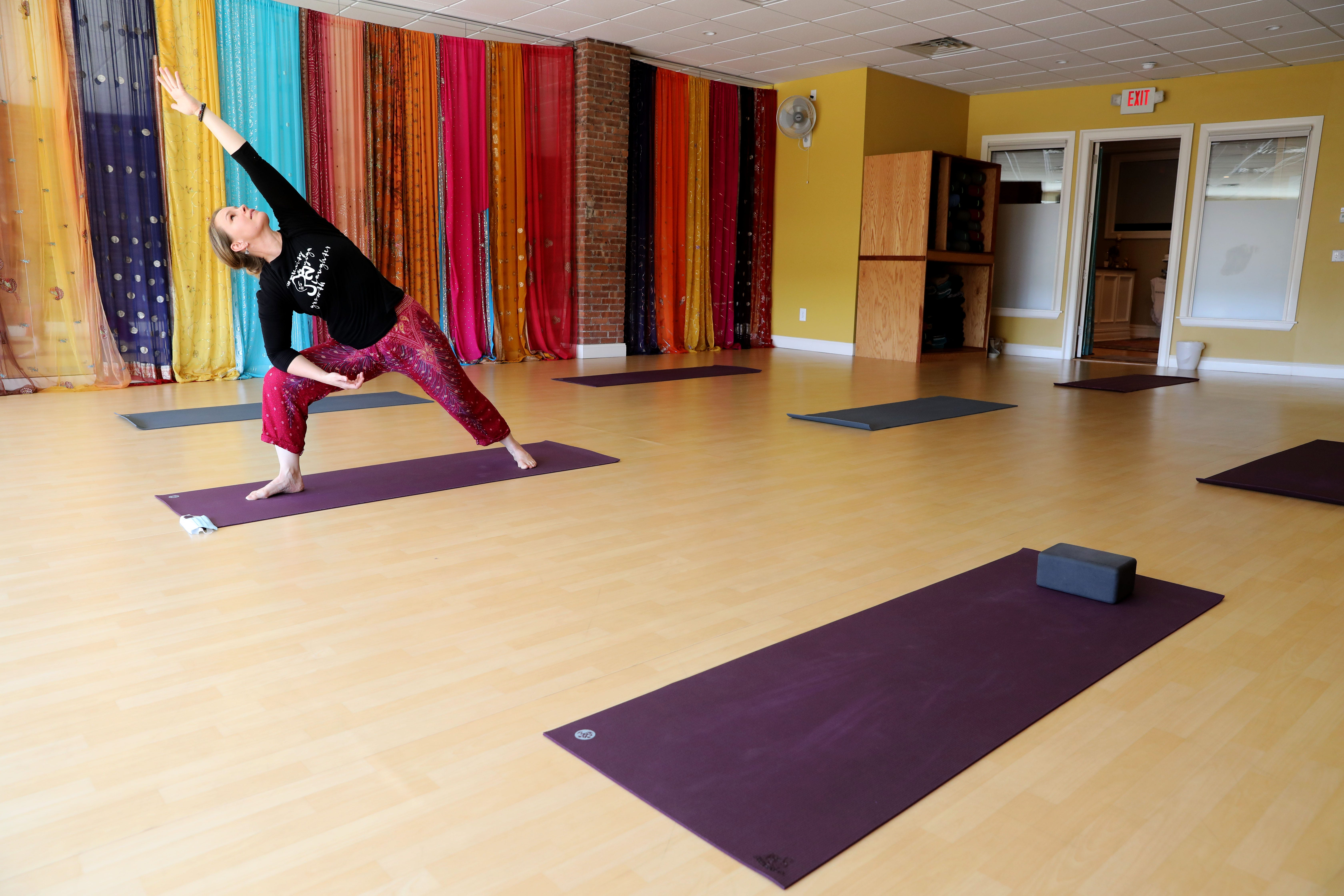 Local gyms, yoga studios try to stay afloat as they sue NY, challenging indoor use ban