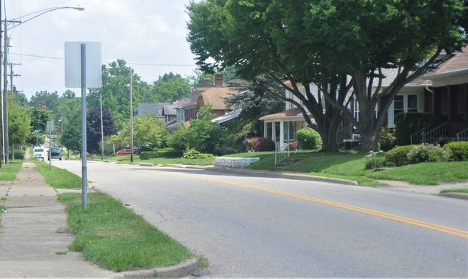 Zanesville's Ways and Means Committee discussed an ordinance Monday that if passed, will move the city forward with water system improvements on Dresden Road.