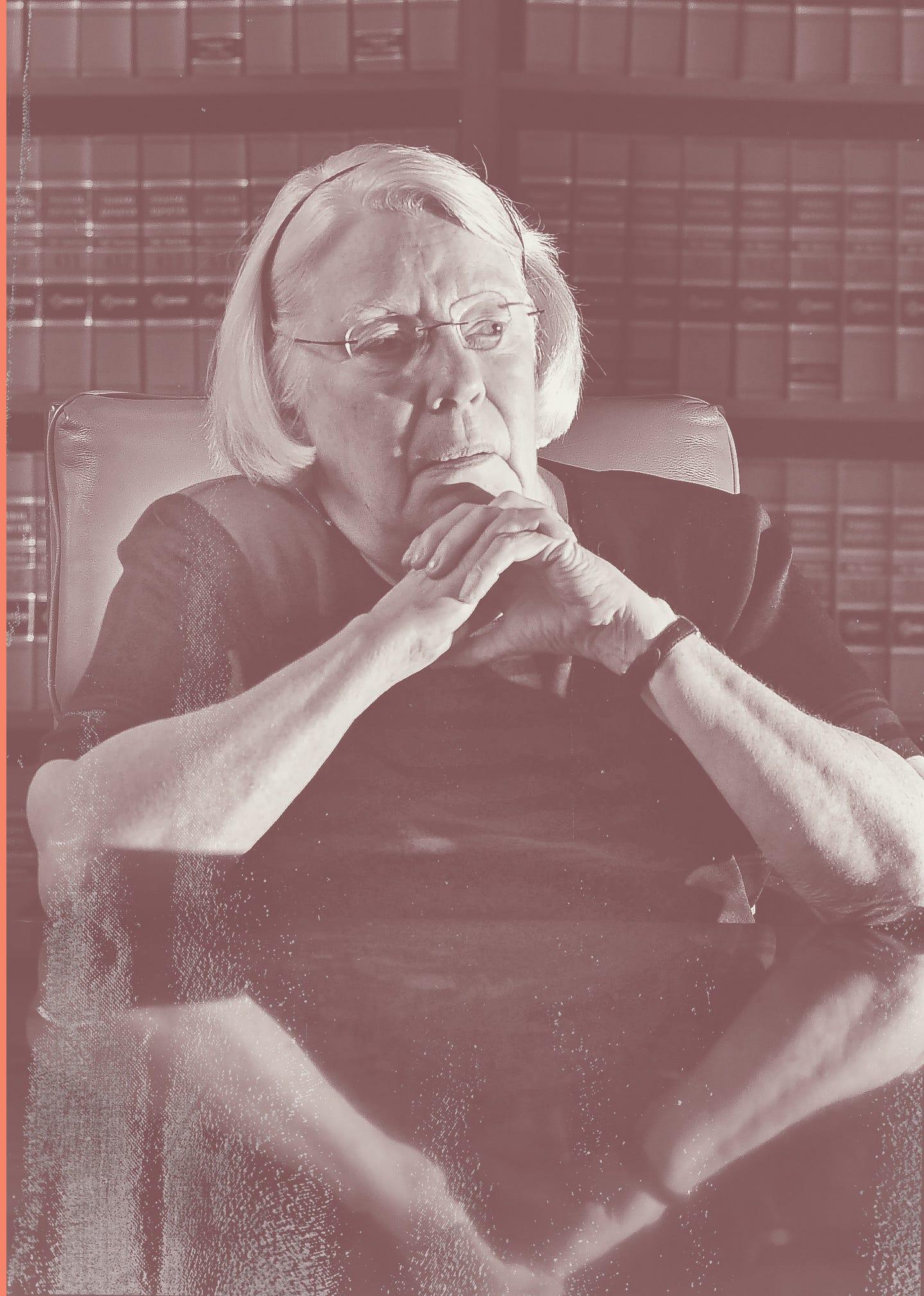 Martha Craig Daughtrey.