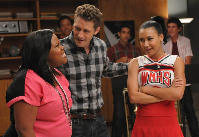"""The """"Glee"""" cast – and Demi Lovato, who recurred on the series –paidtribute to Santana Lopez, the lesbian character played by the late Naya Rivera, pictured here."""