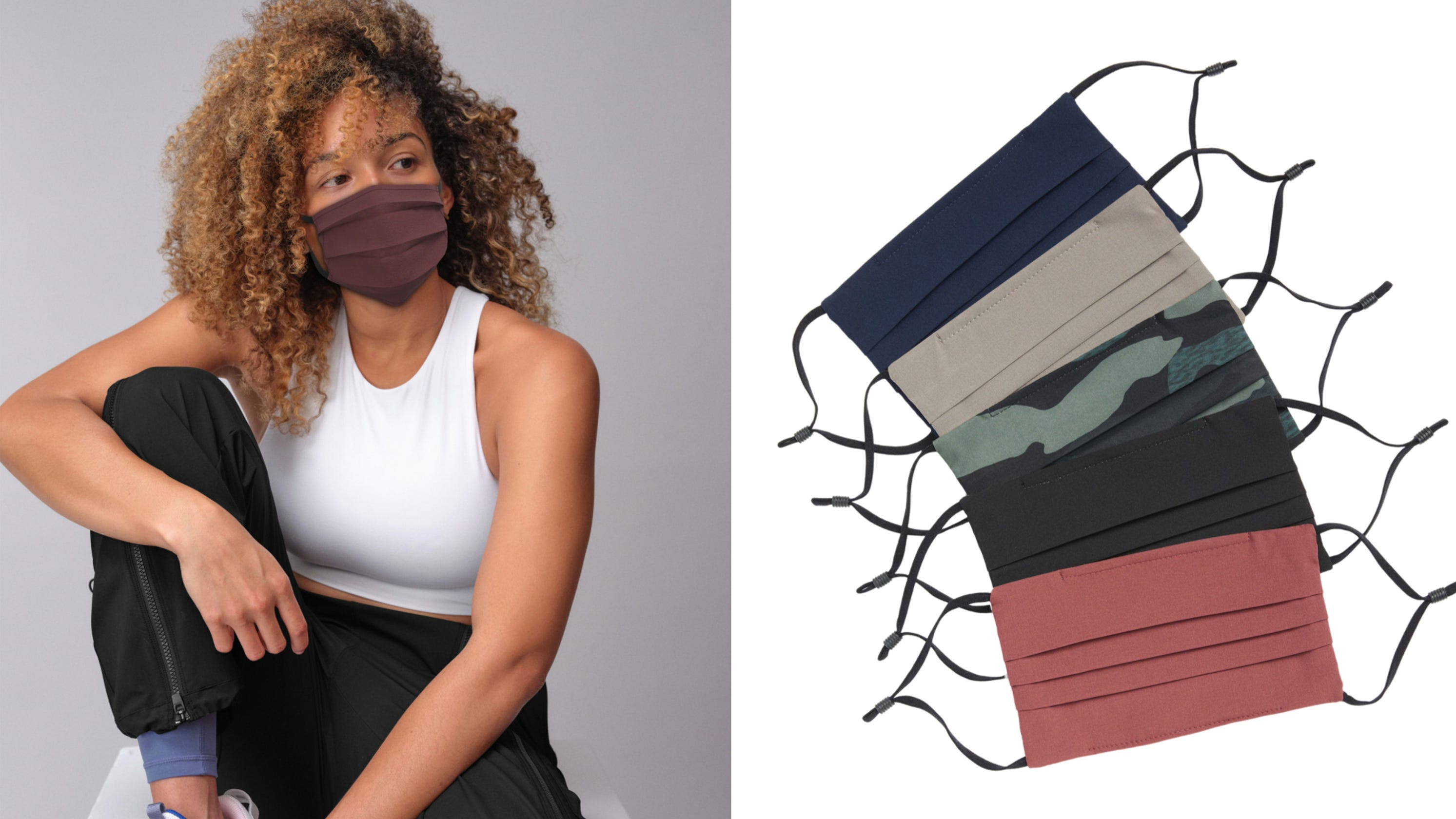 Athleta face mask deal: Get 20% off the best face covering we tested