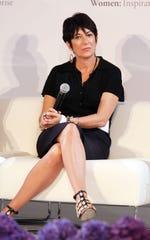 Ghislaine Maxwell attends on September 20, 2013, in New York City.