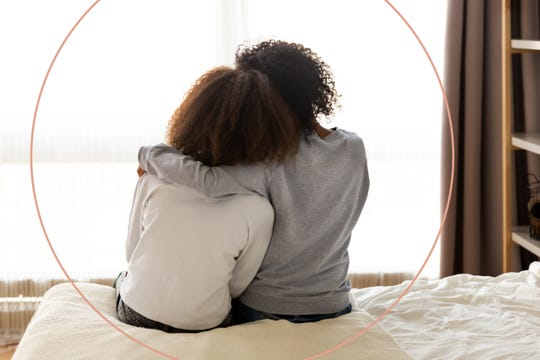 The swirl of fear, uncertainty and isolation children are experiencing because of the pandemic can make it more difficult for them to cope with grief.