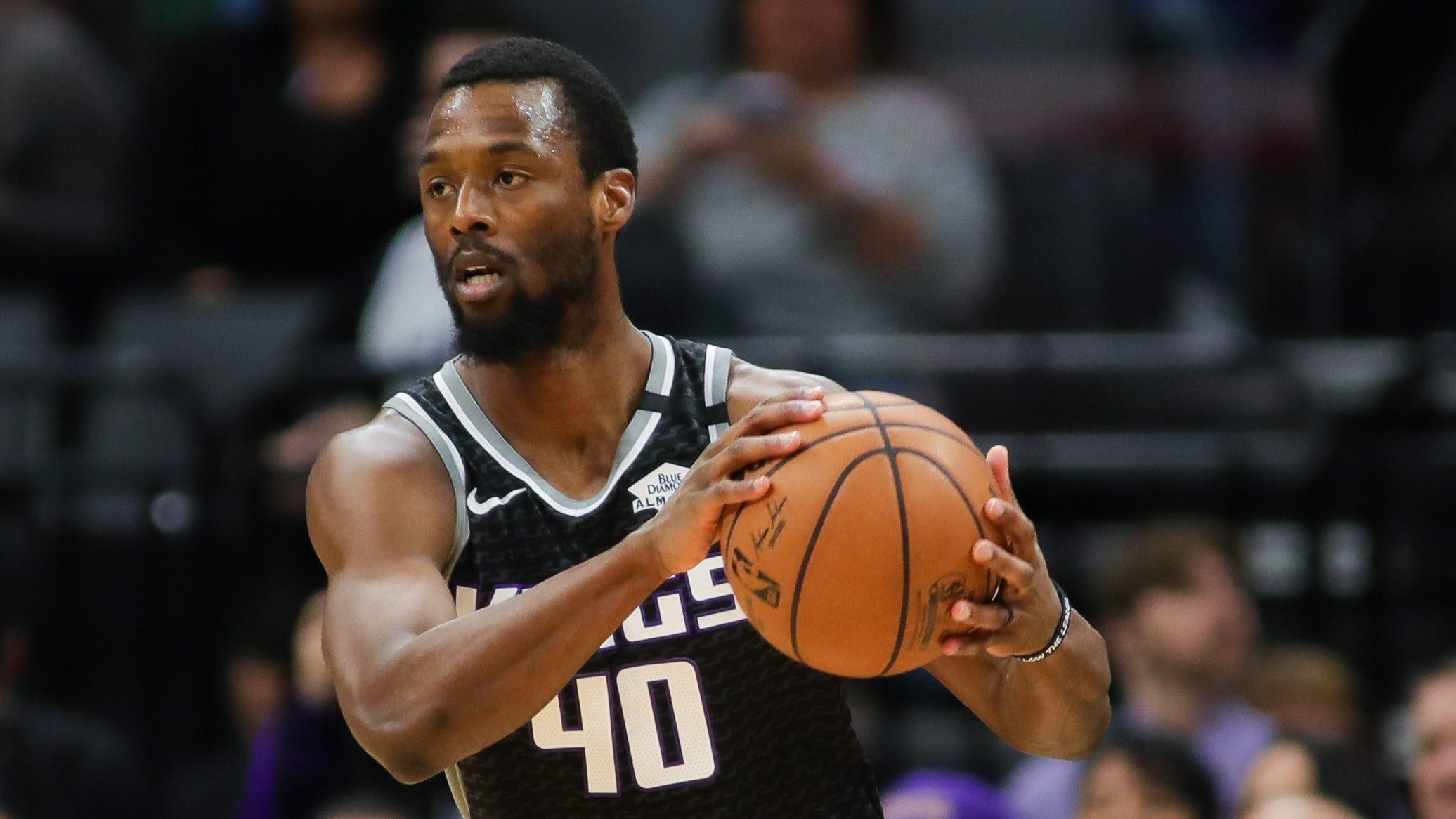 Sacramento Kings forward Harrison Barnes