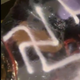 """A swastika and other racist graffiti was painted on North Kitsap High School's """"spirit rock"""" over the weekend. Students on July 14, 2020, painted over the graffiti. The North Kitsap High School ASB has condemned the crime."""