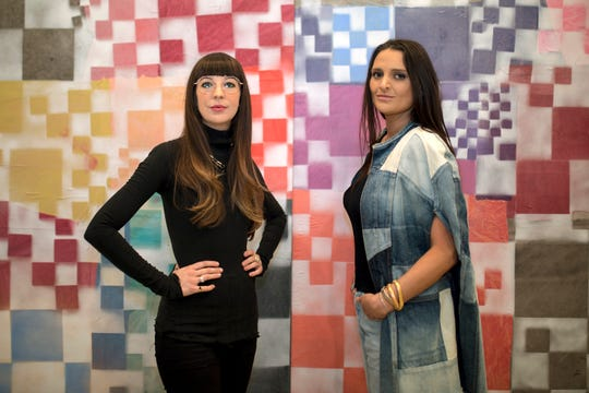 Bridget Finn and Terese Reyes teamed up last year to open their gallery Reyes Finn in Corktown. They are both founding partners in the new Art Mile initiative.