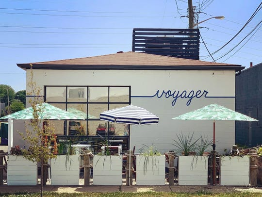 Ferndale's Voyager is currently offering carryout and patio dining.